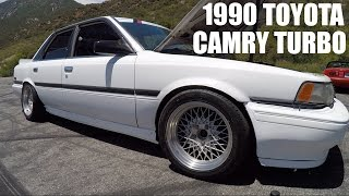 Download 1990 Toyota Camry - Turbo Video