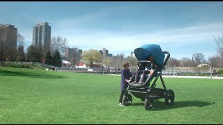 Download The Contours Baby Stroller Test-Ride Video