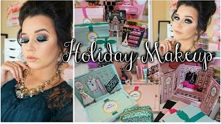 Download Get Ready With Me ♡ Holiday Makeup | Too Faced Holiday Collection 2015 Video