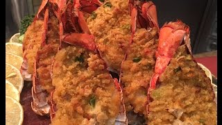 Download Eating All You Can Eat Best Lobster Buffet Experience Video
