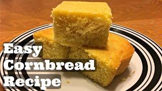 Download Easy Cornbread Recipe Video