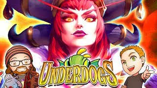 Download The Underdogs | MFPallytime, Mewnfare & Horsepants! Heroes of the Storm Video