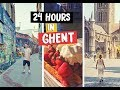 Download 24 HOURS IN GHENT- BELGIUM - EUROTUNNEL ROAD TRIP PT. 1 #Ad Video