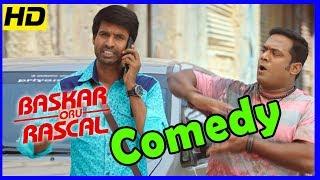 Download Bhaskar Oru Rascal Tamil Movie | Full Comedy Scenes | Arvind Swamy | Soori | Robo Shankar Video