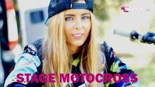 Download Stage Motocross for women Video