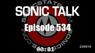 Download Sonic TALK 534 - Killing A Mosquito With A Phonebook Video