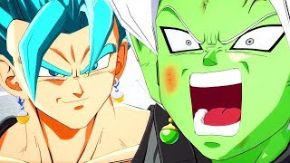 Download Vegito & Zamasu in the Lab! Dragon Ball FighterZ Video