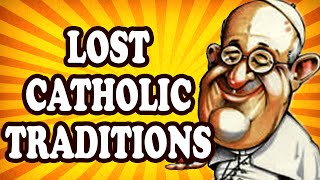 Download Top 10 Bizarre Lost Traditions of the Catholic Church Video