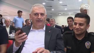 Download Başbakan Yıldırım, polis memuru için telefonda kız istedi Video