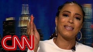 Download Angela Rye: I will never claim a bigot president Video
