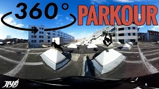 Download Parkour and Freerun 360 ˚ - VR by JiYo Video