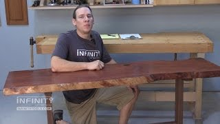 Download Live-Edge Slab Table Part 3: How To Build a Table Base Video