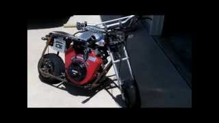 Download Thomas Fear's V-Twin DoodleBug-2013 Video