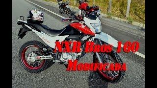 Download UM SONHO REALIZADO !!! NXR Bros 160 MODIFICADA Video