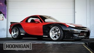 Download [HOONIGAN] DT 131: Widebody RX7 FD3S vs $500 Civic Si #SPACERACE Video