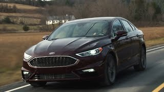 Download Ford Fusion Sport 2017 Review with Steve Hammes Video