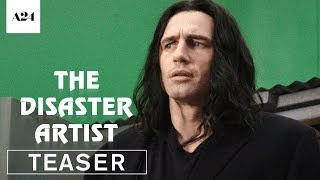 Download The Disaster Artist | Official Teaser Trailer HD | A24 Video