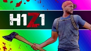 Download H1Z1 Adventures - The Police Station & My Name Jeff (H1Z1 Funny Moments) Video
