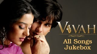 Download Vivah All Songs Jukebox Collection - Superhit Bollywood Hindi Songs - Shahid Kapoor & Amrita Rao Video