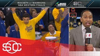 Download Stephen A. Smith: Warriors' Game 6 win vs. Rockets was an 'unbelievable show' | SportsCenter | ESPN Video