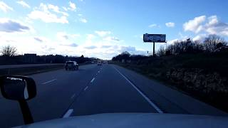 Download BigRigTravels LIVE! Rolla to Springfield, Missouri Interstate 44 West-Dec. 6, 2017 Video