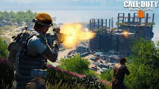 Download Call Of Duty: Black Ops 4 LiveStream! - First Look - Exploring Black Out & Multiplayer Video