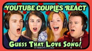 Download YOUTUBE COUPLES REACT TO GUESS THAT SONG CHALLENGE (Love Songs) Video