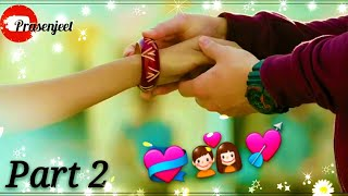 Download Sweet 😙 Sa 💏 Pyaar😍 Part 2 WhatsApp status videos by Prasenjeet meshram Video