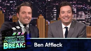 Download During Commercial Break: Ben Affleck Video