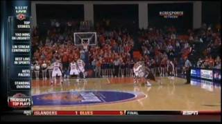 Download Lehigh Basketball - CJ McCollum - Ice in his Veins vs Bucknell Video