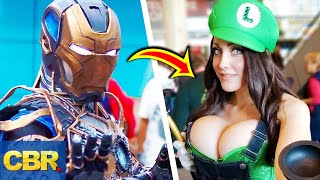 Download 25 Characters Who Are Impossible To Cosplay But Fans Still Pulled Off Video