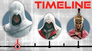 Download The Complete Assassin's Creed Timeline - Odyssey to Syndicate   The Leaderboard Video