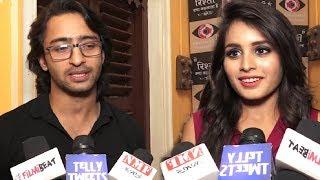 Download Yeh Rishtey Hai Pyaar Ke Shaheer Sheikh And Rhea Sharma Interview Together Video