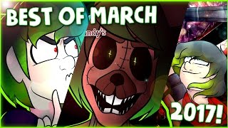 Download SPOOKY'S, FNAC, BENDY AND BIGFOOT! | BEST OF DAGAMES (MARCH 2017) | DAGames Video