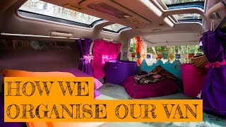 Download Delica campervan privacy and organisation Video