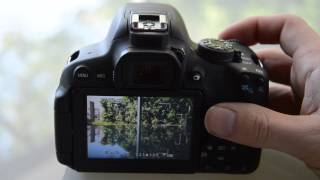 Download Canon EOS 700D Tutorial Video