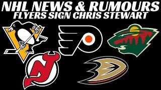 Download NHL Rumours & News - Flyers, Ducks, Pens, Wild & Devils Video