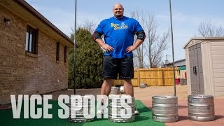 Download Tossing Kegs on Seven Meals a Day: The Story of the World's Strongest Man Video