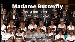 Download Madame Butterfly. Coro a boca cerrada. G. Puccini Video