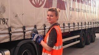 Download Vita da camionista 2 giorno con Iwona Blecharczyk Video
