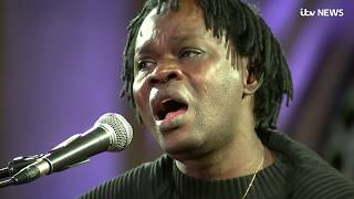 Download Baaba Maal to show off Africa as the beautiful continent it is, through his music | ITV News Video