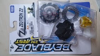 Download BEYBLADE BURST INDIA UNBOXING-ZEUTRON Z2/ZILLION ZEUS (Takara Tomy). Video