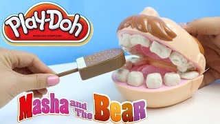 Download Play Doh Dişçi Dondurma Yiyor Oyuncak Dişçi Seti Sürpriz Yumurtalar Video