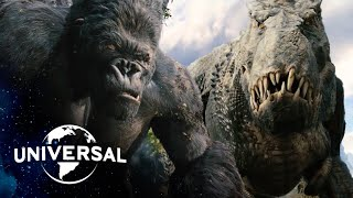 Download King Kong | V. Rex Fight Video
