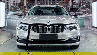 Download BMW 5 Series (2017) Production [CAR FACTORY] Video