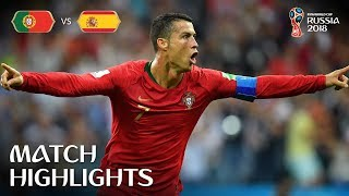 Download Portugal v Spain - 2018 FIFA World Cup Russia™ - MATCH 3 Video