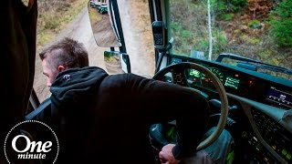 Download Volvo Trucks - One Minute about Volvo Dynamic Steering Video