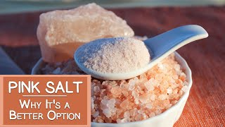 Download Pink Himalayan Salt and Why It's a Better Option Video