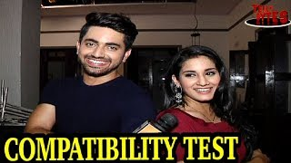 Download EXCLUSIVE: Neil and Avni's take the COMPATIBILITY TEST Video