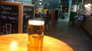 Download Munich Lufthansa Flight and Munich Airport Video